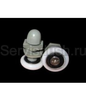 Ролики для душевой кабины, эксцентрик - 22 мм , 25 мм