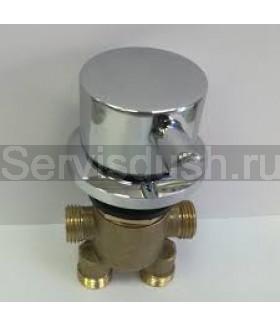 Смеситель для душевой кабины или ванны с переключателем