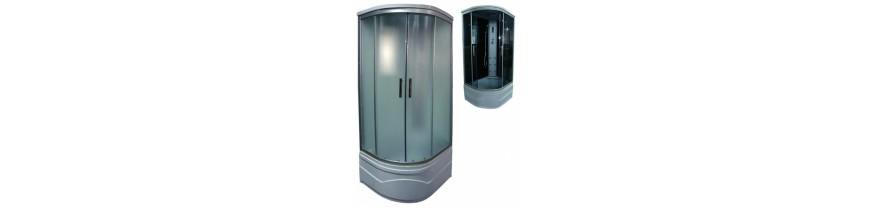 Стёкла для душевых кабин (стенки,дверки)