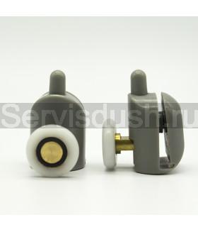 Ролики нижние для душевой кабины диаметр 23 мм , 25 мм (комплект 4 шт.)