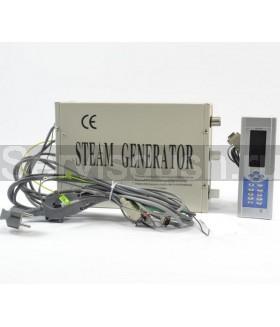 Парогенератор для душевой кабины (в комплекте: пульт управления, вытяжка, динамик)